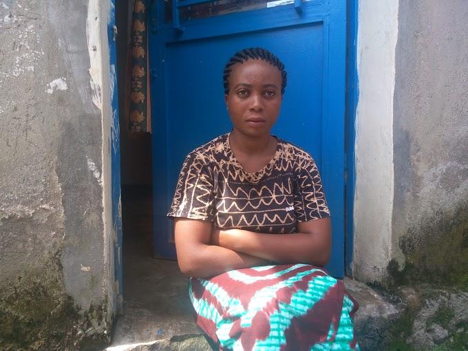 Ubuzima bushariye bwa Nzayisenga wabyaye afite imyaka 15 akayoboka uburaya -