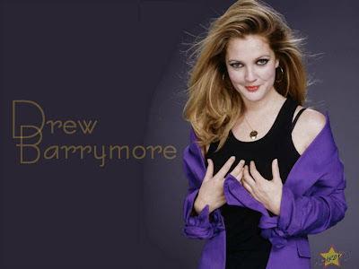 drew barrymore exposed