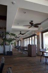 The Grill, ANA Intercontinental Manza Beach Resort