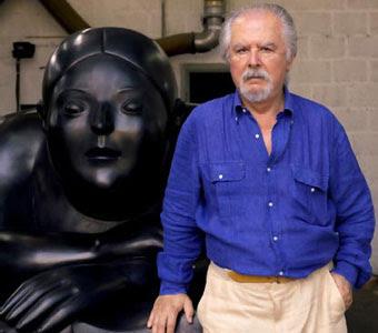 Biografia de fernando botero pintor e escultor colombiano - Fotos de botero ...
