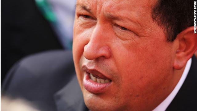 El presidente de Venezuela, Hugo Chávez, no ha revelado qué tipo de cáncer que tiene.