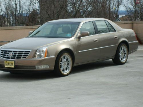 Purchase used GORGEOUS***2006 CADILLAC DEVILLE DTS W/ 49K ...