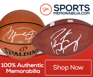 SportsMemorabilia.com Black Friday