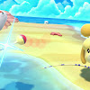Isabelle Smash Bros Fishing Rod