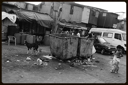 Nargis Dutt Nagar Slums .. Where Even God Does Not Come by firoze shakir photographerno1