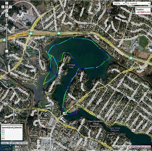 Portage Inlet 2008-05-18