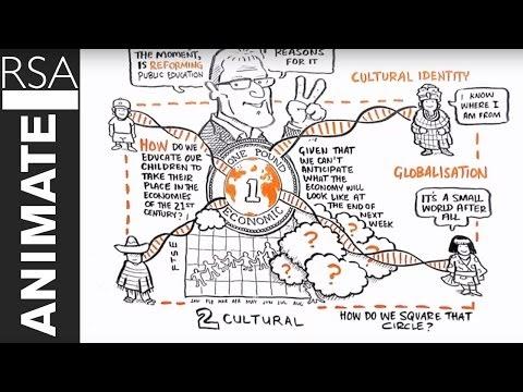 Cambiando los Paradigmas de la Educación / Changing Education Paradigms