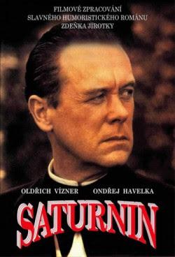 Výsledek obrázku pro Saturnin film plakát