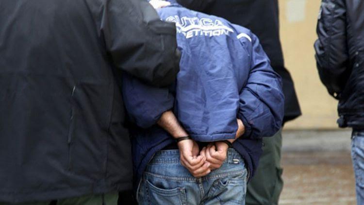 Αποτέλεσμα εικόνας για σύλληψη αλλοδαπού