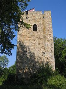 ovni sobre castillo aleman 22 agosto 2012