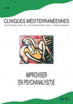 Improviser en psychanalys(t)e