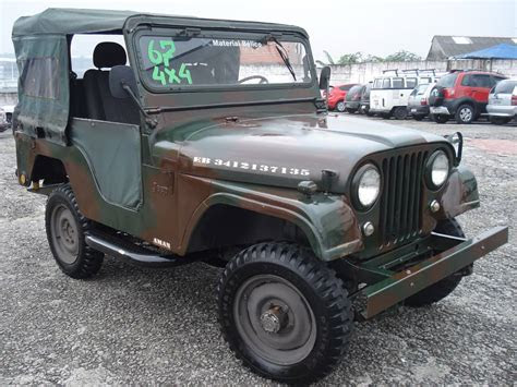 jeep willys cj  automotiva