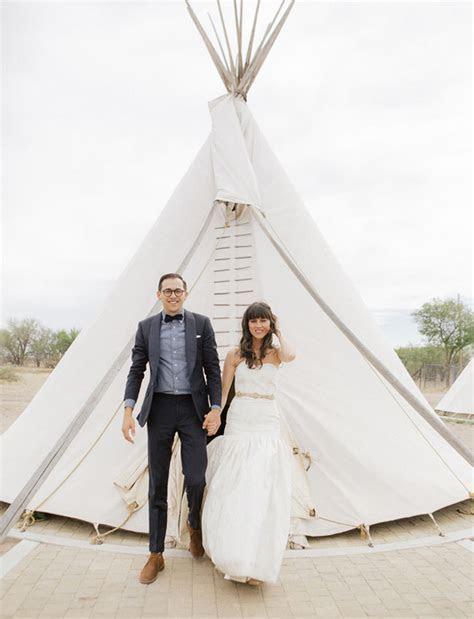 One of a Kind Marfa Texas Wedding: Michelle   Tyler