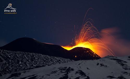 Attività stromboliana - Etna