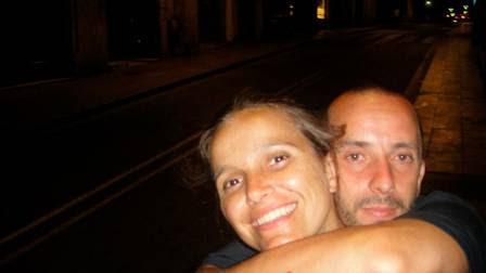 Tina e o marido
