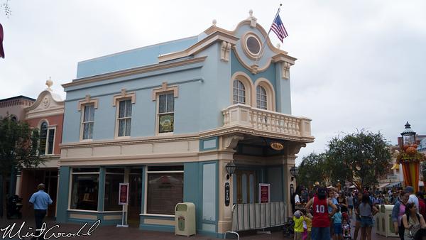 Disneyland Resort, Disneyland, Main Street U.S.A., Photo Supply Co