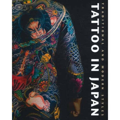 A few weeks ago I attended an irezumi tattooing demonstration at the Foreign