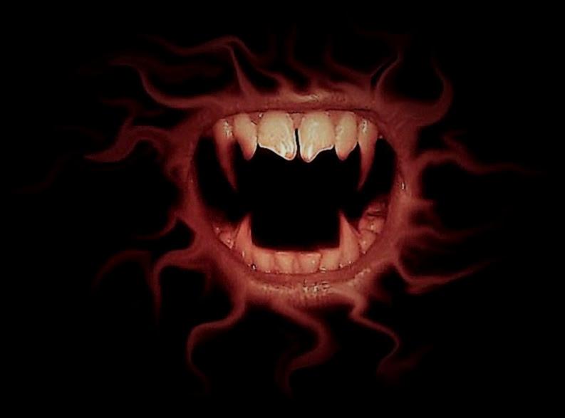 Risultati immagini per dracula denti