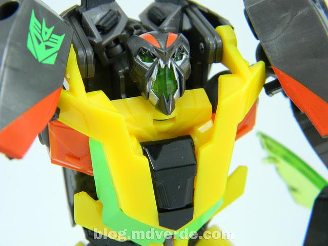 Transformers Dead End - Prime RID - modo robot