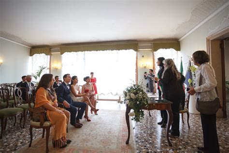 Wedding with civil ceremony in Venice, Italy   Cristian