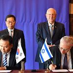 שורת הסכמים לשת״פ אקדמי נחתמו בראשות נשיא המדינה במסגרת ביקורו בקוריאה - כל הזמן