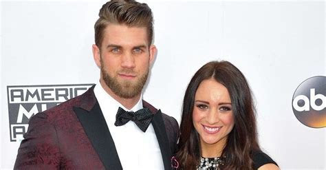 Baseball Player Bryce Harper Lined His Wedding Tuxedo With