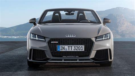 Audi zündet die 400er Stufe: neuer Audi TT RS und TT RS Roadster vorgestellt!   passion:driving