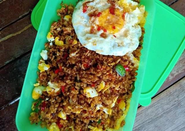 Bagaimana Cara Persiapan Sempurna Nasi Goreng Sederhana Cara Bunda Judith Recipe