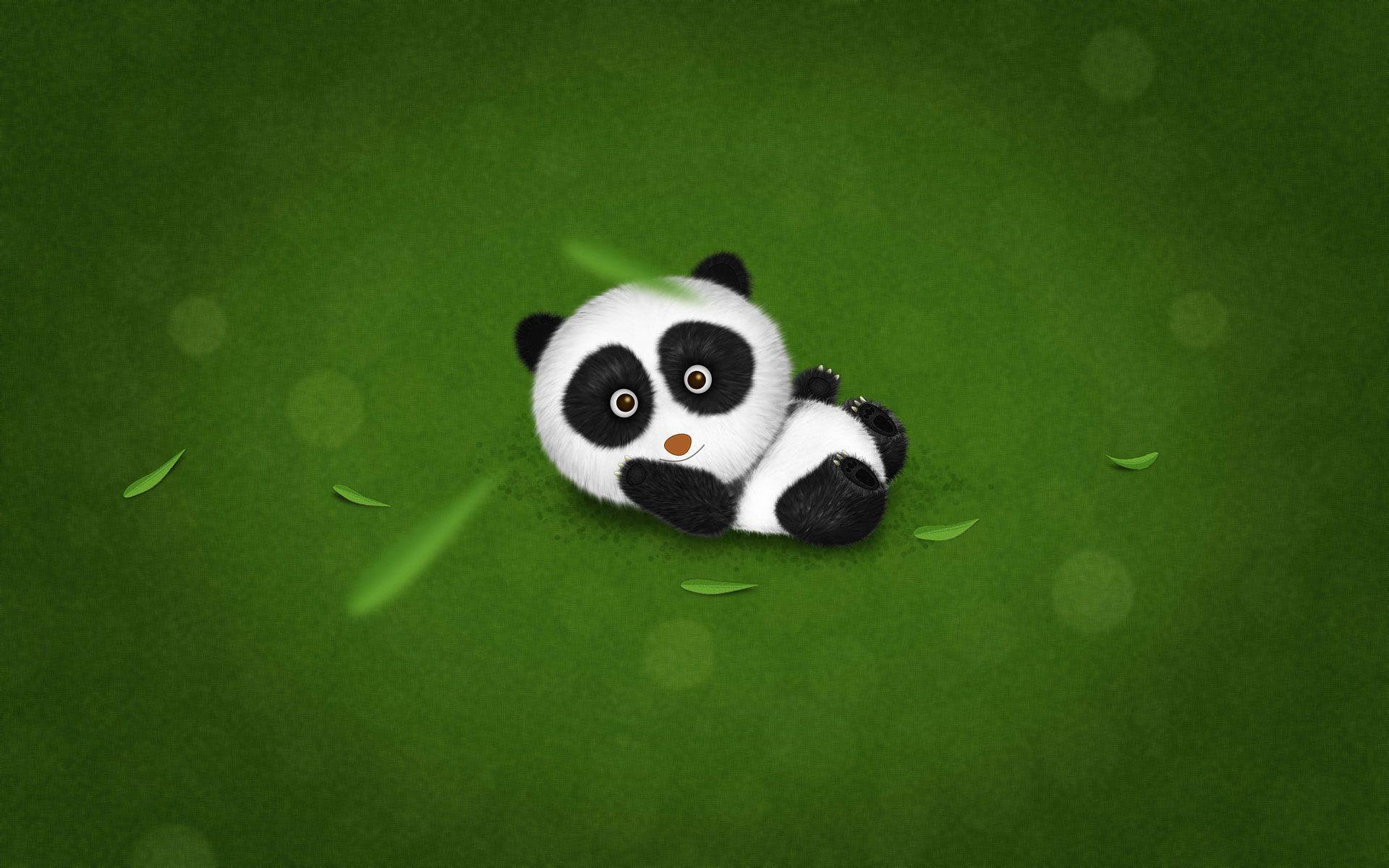 Cute Panda Backgrounds  Wallpaper Cave