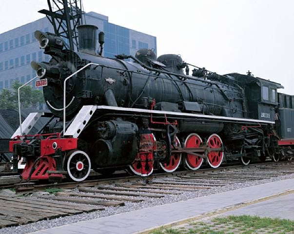 Liu Bolin, Decorative Engine