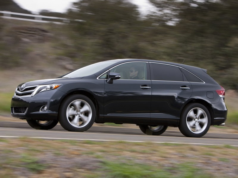 Car in pictures - car photo gallery » Toyota Venza 2012 ...