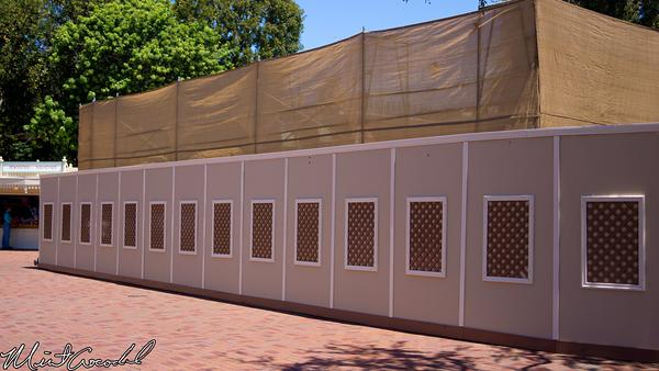 Disneyland Resort, Disneyland, Main Entrance, Turnstile, Exit