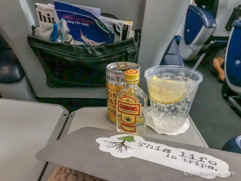 World Traveller Plus Review - British Airways Take on ...