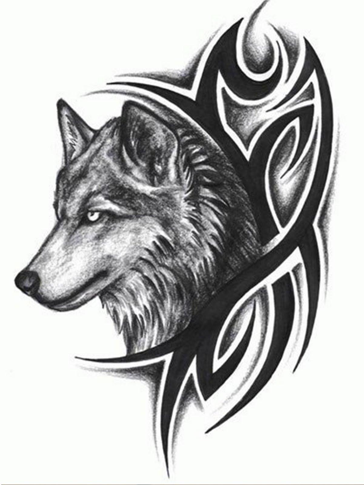 Tribales De Lobos Muy Feroces Mil Recursos