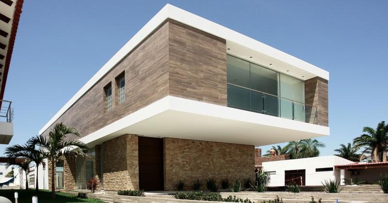 Stylish C House In Santa Cruz Sports Stunning Interiors With An ...