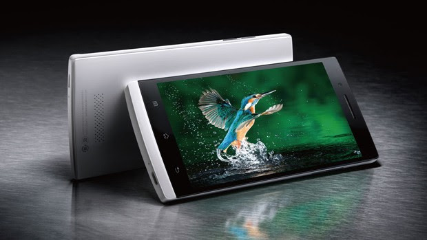 Oppo finally launches Find 5, touts 5inch 1080p display and quadcore chip handson