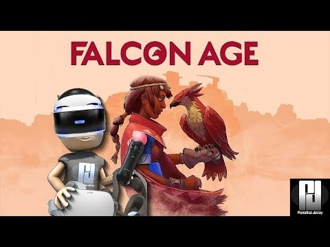 Falcon Age Review | Story | Gameplay