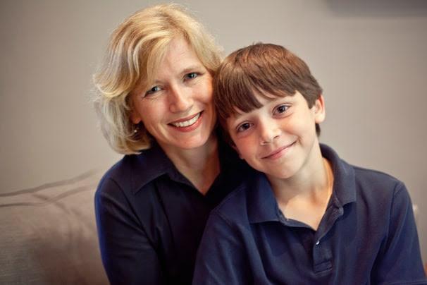 As a baby, Lydia Denworth's son Alex was too quiet.