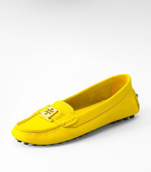 Tory Burch Kendrick Driving Loafer