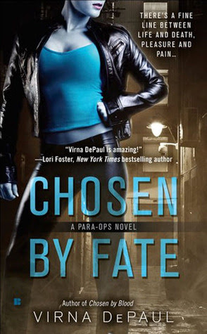 Chosen by Fate (Para-Ops, #2)