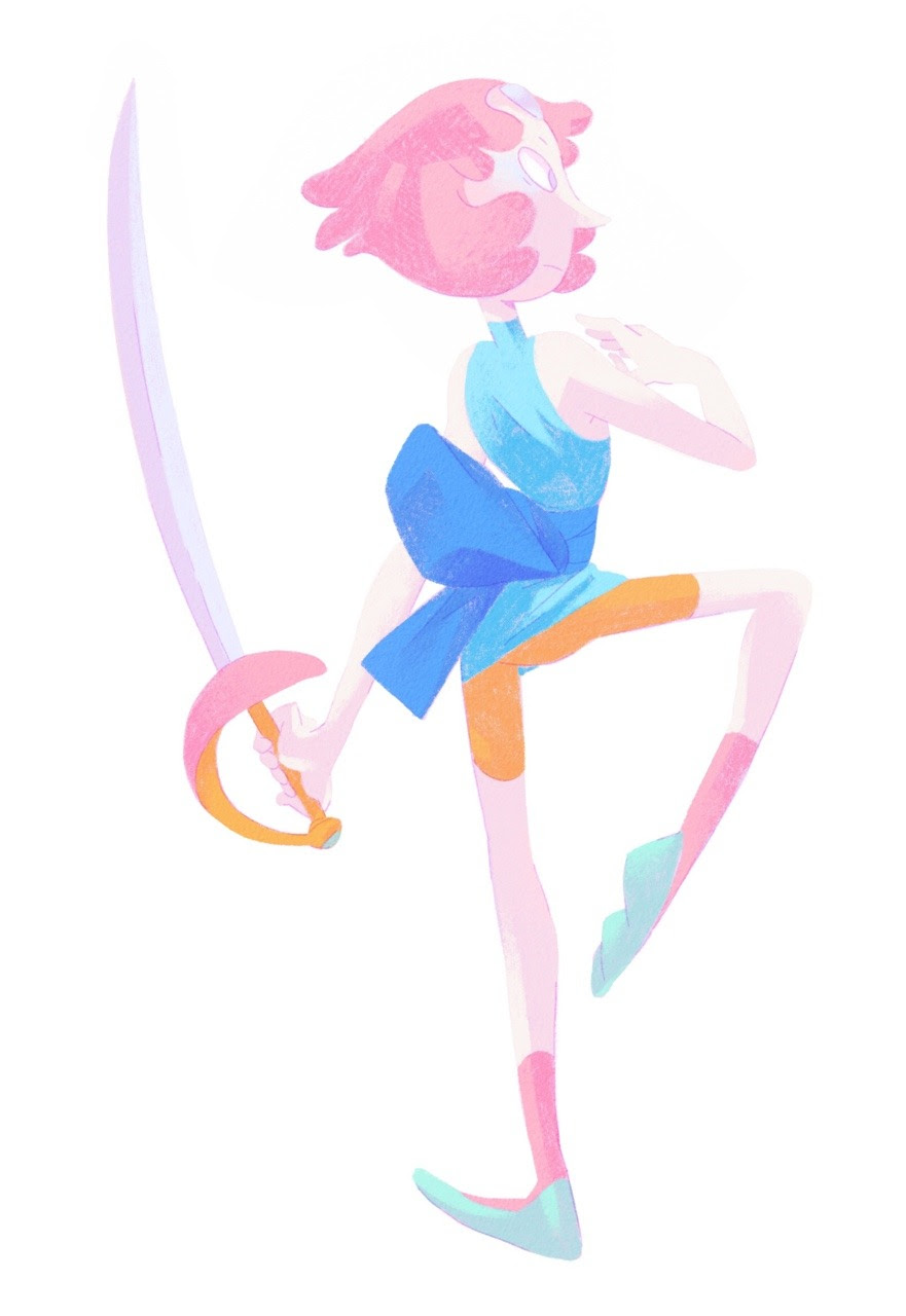 Whoops another Pearl Tried something a bit different with this one