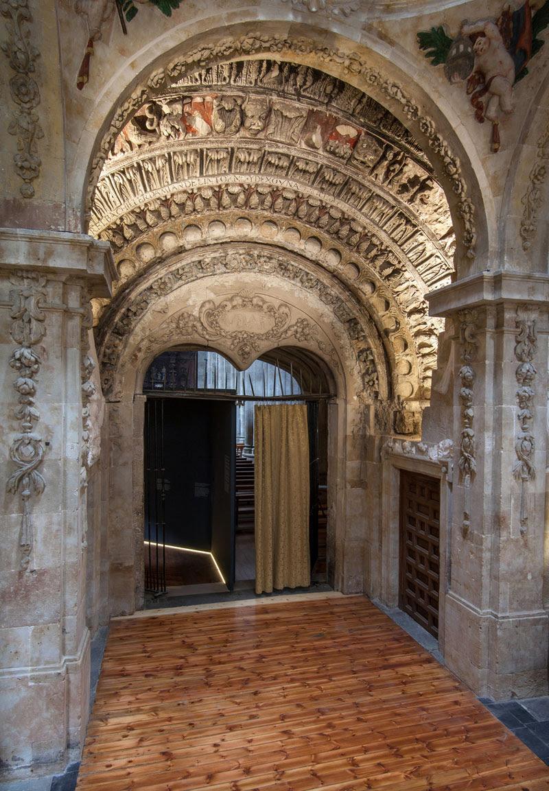 Resultado de imagen de Iglesia de San Martín,  Salamanca