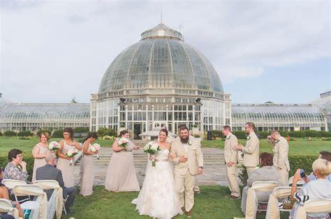 Intimate Belle Isle Michigan WeddingE Schmidt Photography