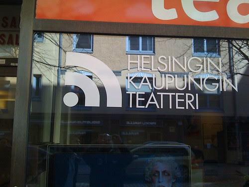 RSS theatre