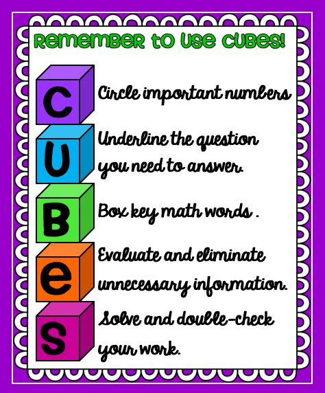 GC CUBES Poster