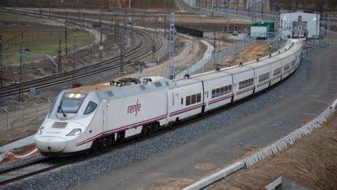 Tren de RENFE. EUROPA PRESS