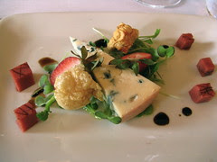 Gorgonzola Naturale & Cracklings