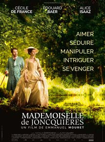 """Résultat de recherche d'images pour """"mademoiselle de joncquières"""""""