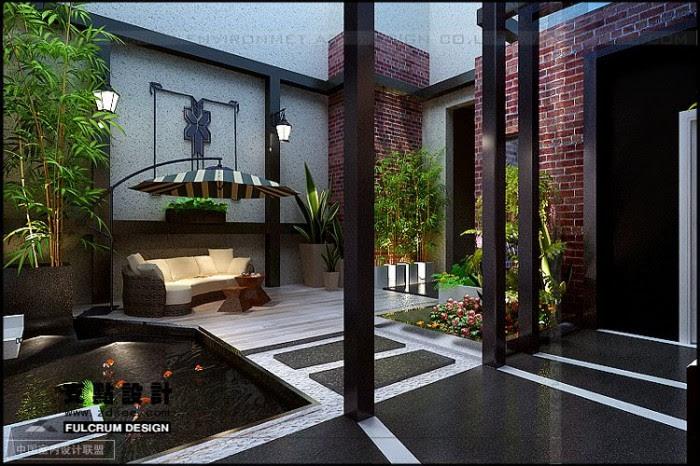 courtyard deck 2