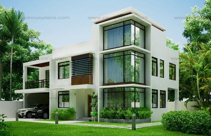 Gambar Desain Rumah Minimalis Full Kaca - House Q